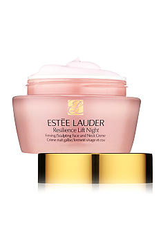 Estee Lauder Resilience Lift Night Firming/Sculpting Face and Neck Creme SPF 15