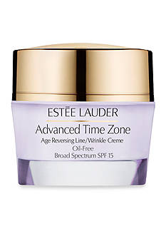 Estée Lauder Advanced Time Zone Age Reversing Line/Wrinkle Creme Oil-Free Broad Spectrum SPF 15