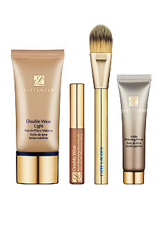 Estee Lauder Double Wear Makeup Lesson For a Sheer, Natural Look