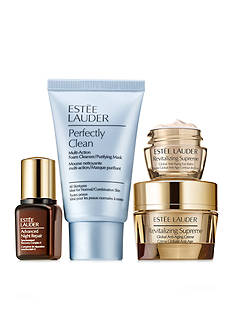 Estée Lauder Get Started Now. Global Anti-Aging: Your Targeted Solutions Skincare Set
