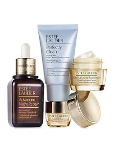 Estée Lauder Limited Edition Global Anti-Aging with full-size Advanced Night Repair