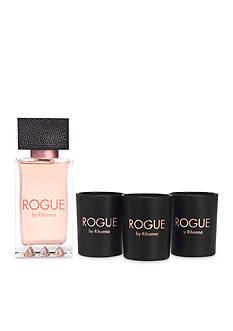 Rihanna Rogue By Rihanna Candle Gift Set