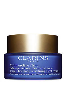 Clarins Multi-Active Night Cream for Normal to Combination Skin Type