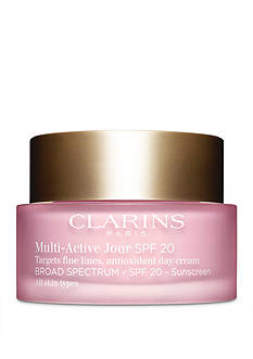 Clarins Multi-Active Day Cream Broad Spectrum SPF 20 for All Skin Types