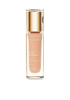 Clarins True Radiance SPF 15 Perfect Skin Foundation Evens, Illuminates