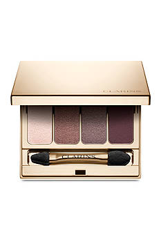 Clarins 4-Colour Eyeshadow Palette Smoothing & Long-Lasting