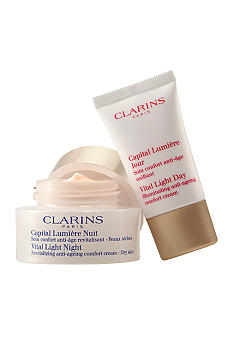 Clarins Vital Light 24/7 Skin Duo