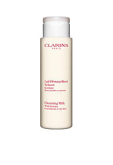 Clarins Cleansing Milk With Gentian - Oily/Combination skin