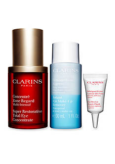 Clarins Restoring Eye Wonders Set