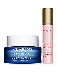 Clarins Multi-Active Anti-Aging Nighttime Duo