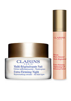 Clarins Extra-Firming Anti-Aging Nighttime Duo