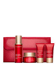 Clarins Super Restorative Luxury Skincare Set