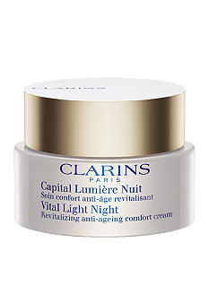 Vital Light Night Revitalizing Anti-Aging Comfort Cream