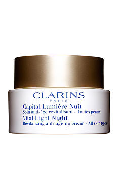 Clarins Vital Light Night Cream - All Skin Types