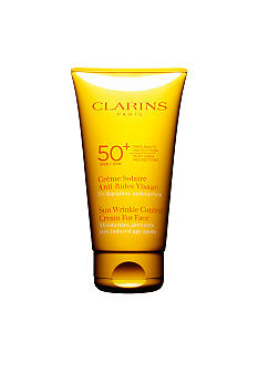 Clarins Sun Wrinkle Control Cream For Face SPF 50+