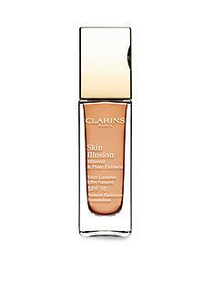 Clarins Skin Illusion Natural Radiance Light Reflecting Foundation SPF 10