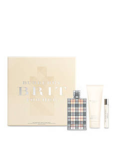 Burberry Brit for Women Gift Set