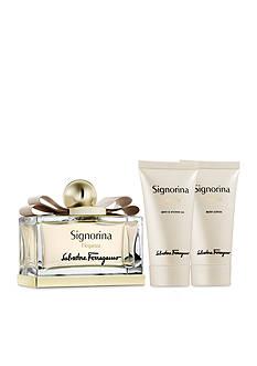 Salvatore Ferragamo Signorina Eleganza Eau de Parfum Gift Set