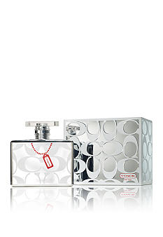COACH SIGNATURE LIMITED EDITION METALLIC EAU DE PARFUM
