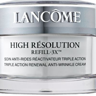 Wrinkle Cream: 1.7Oz Lancôme HIGH RES 3X FACE 2.5