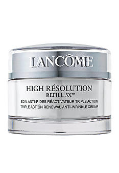 Lancome High Resolution Refill-3X SPF 15 Triple Action Renewal Anti-Wrinkle Cream