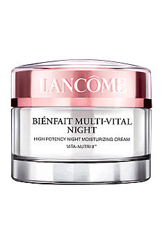 Lancome Bienfait Multi-Vital Night High Potency Night Moisturizing Cream VITA NUTRI 8(TM)