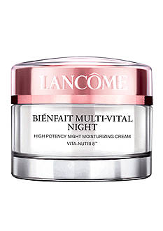 Lancôme Bienfait Multi-Vital Night High Potency Night Moisturizing Cream VITA NUTRI 8(TM)
