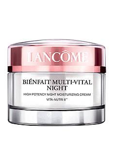 Lancôme Bienfait Multi-Vital Night High Potency Night Moisturizing Cream VITA NUTRI 8(TM)
