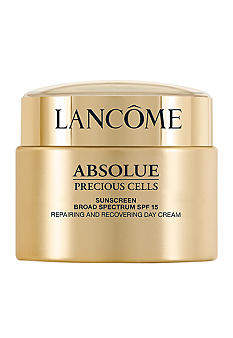 Lancome Absolue Precious Cells Cream Sunscreen Broad Spectrum SPF 15 Repairing and Recovering Day Cream