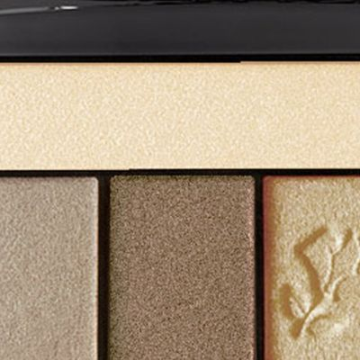 Powder Eyeshadow: Chocolat   Amande Lancôme Color Design Eye Brightening All-In-One 5 Shadow & Liner Palette