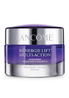 Lancôme Rénergie Lift Multi-Action Sunscreen Broad Spectrum SPF 15 Lifting and Firming Cream For Dry Skin