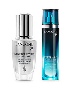 Lancôme Activate Youth & Illuminate Eyes Genifique Eye Light-Pearl Skincare Dual Pack