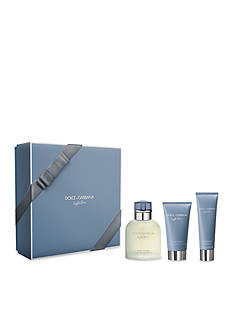 Dolce & Gabbana Light Blue Pour Homme Holiday Gift Set
