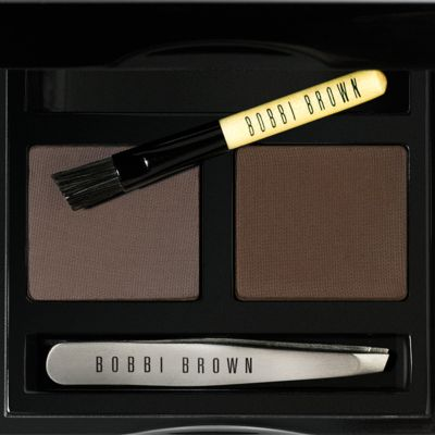 Bobbi Makeup: Dark Bobbi Brown Brow Kit