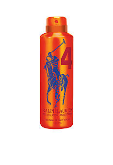 Ralph Lauren Fragrances Big Pony RL Orange #4 Body Spray