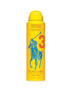 Ralph Lauren Fragrances Big Pony Yellow Body Mist