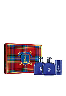 Ralph Lauren Fragrances Polo Blue Large Spray Holiday Set