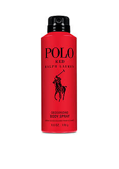 Ralph Lauren Fragrances Polo Red Deodorizing Body Spray