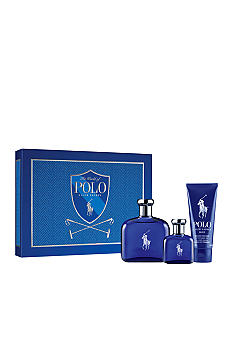 Ralph Lauren Fragrances Polo Blue Set