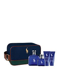 Ralph Lauren Fragrances POLO Blue Dopp Kit