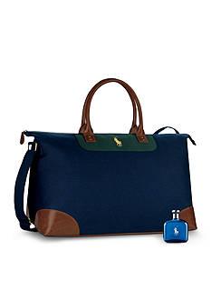 Ralph Lauren Fragrances Polo Double Blue 4.2-oz. Eau de Toilette Spray + FREE Duffel Bag