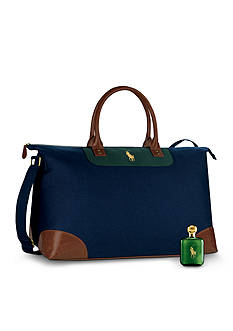 Ralph Lauren Fragrances Ralph Lauren Polo 4-oz. Eau de Toilette Spray + FREE Duffel Bag