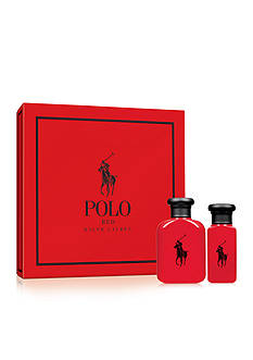Ralph Lauren Fragrances Polo Red Small Spray Holiday Set