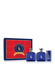 Ralph Lauren Fragrances Polo Blue Large Spray Holiday Set