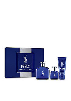 Ralph Lauren Fragrances Polo Blue Gift Set