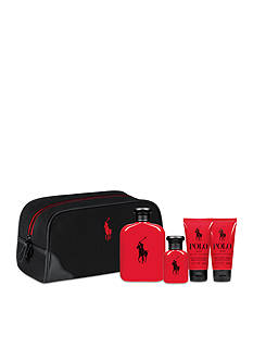 Ralph Lauren Polo Red Travel Gift Set