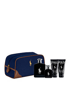 Ralph Lauren Polo Black Travel Kit