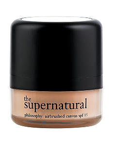 philosophy supernatural airbrushed canvas powder