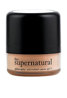 philosophy 'the supernatural' airbrushed canvas spf 15