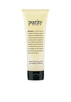 philosophy purity gel cleanser